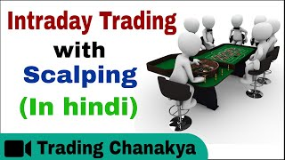 intraday trading with scalping strategy by trading chanakya