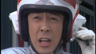 Ultraman 80   Ep 7   The Tokyo Silent Operation