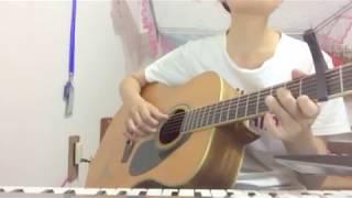 Đừng như thói quen - Jaykii & Ngọc Duyên | guitar cover | Hoa Tics