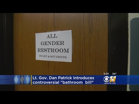 the sky is falling! the sky is falling! transgender bathroom bill