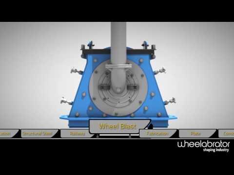 Wheelabrator technology for Fabricated Steel