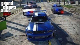 GTA 5 Roleplay - DOJ 306 - Midnight Club (Criminal)