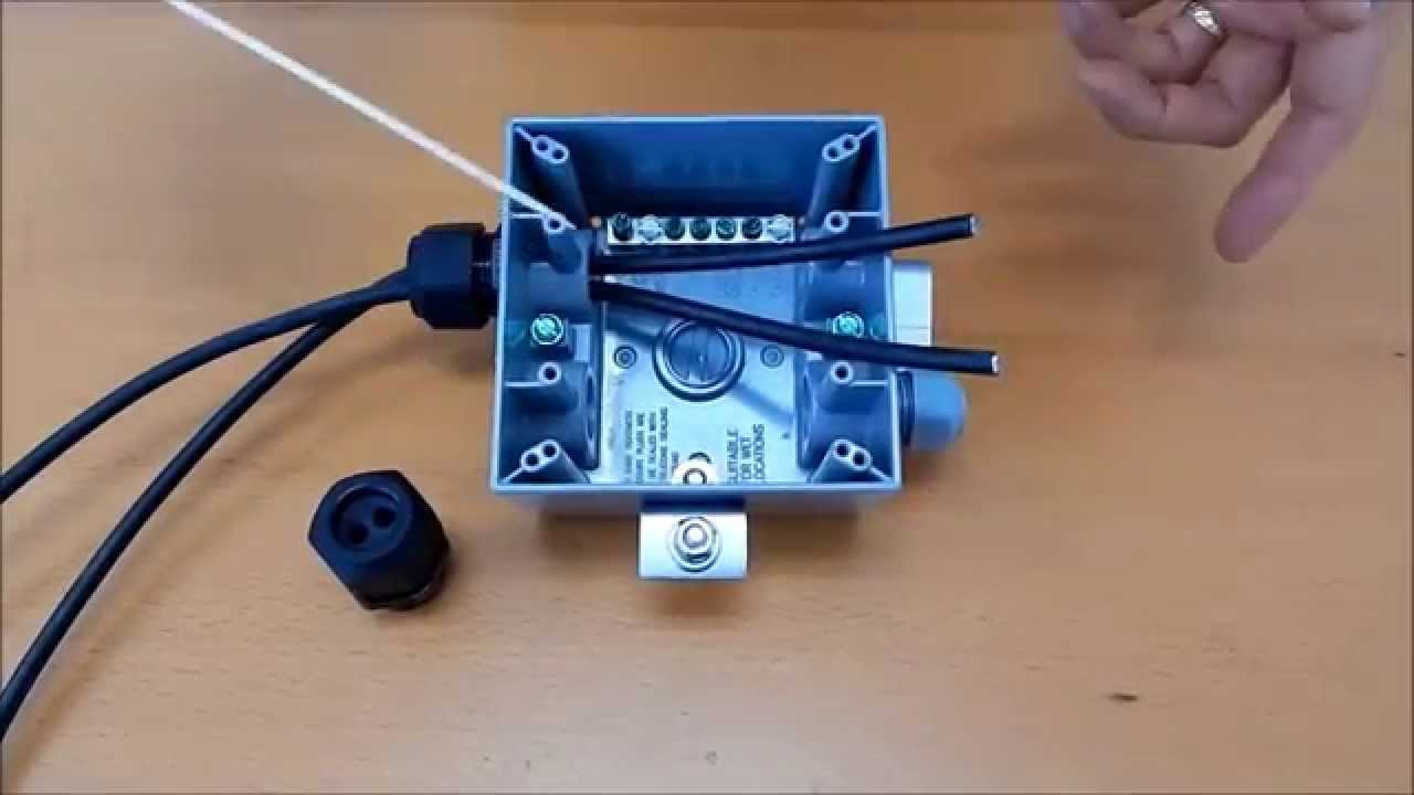 Solar Components Junction Box Aka Jbox Youtube