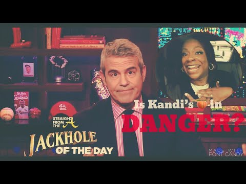 KANDI BURRUSS Snags JACKHOLE OF THE DAY! BIG BOI Added to SUPER BOWL, Man Arrested After Viral Video