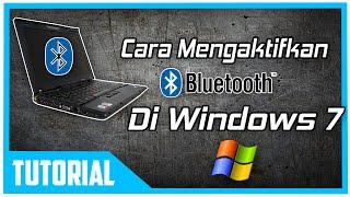 Cara Mengaktifkan Bluetooth Di Windows 7 Youtube