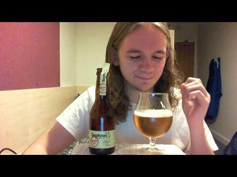 Beer Review #94: Septem Microbrewery - Monday Pilsner (Greece)