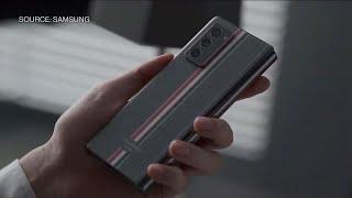 Samsung Unveils the $1,999 Galaxy Z Fold 2 Phone