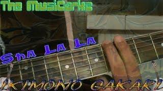 Tutorial Guitarra Sha la la - Ikimono Gakari - Naruto Shippuden (1/4)