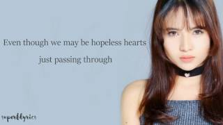 I Was Made For Loving You (Cover) by Kristel Fulgar and CJ Navato (Lyrics)