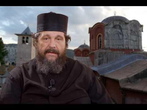 π.Νικόλαος Λουδοβίκος - Ο δρόμος της εμβάθυνσης του χριστιανού ...