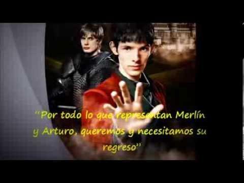 Merlín - Por el regreso de Merlín y Arturo  Merlin2return