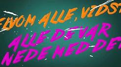 Blak - Nede Mette ( Lyrikvideo )