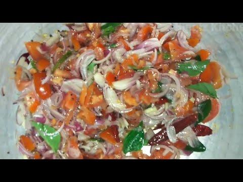 how to make tomato chutney in tamil