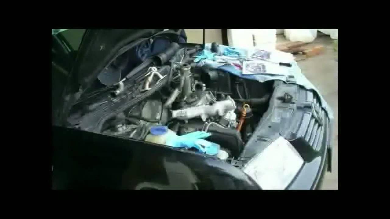 how to clean intake manifold