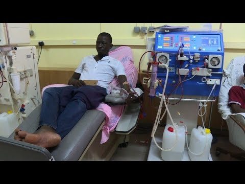 Footballer Kalou's foundation saving lives in Ivory Coast