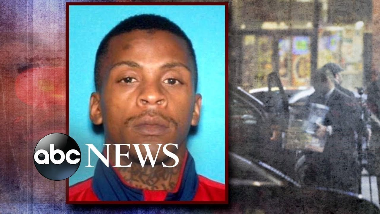 Suspect identified in LA rapper's murder
