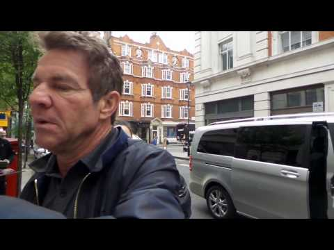 Dennis Quaid in London 21 04 2017