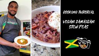 Quarantine Kitchen EP2: Vegan Jamaican Stew Peas