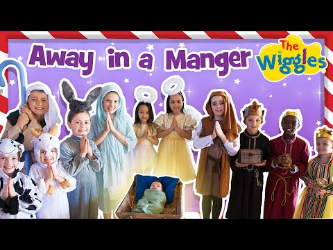 The Wiggles: Away In a Manger