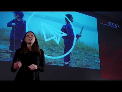 Closing the Loop on Fashion | Tabitha Osler | TEDxNSCAD