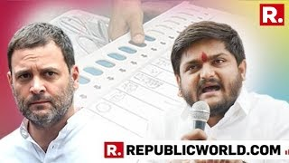 BIG SCOOP: Congress Approaches Hardik Patel To Contest Lok Sabha Election In Gujarat, Say Sources