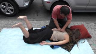1134 luo dong spiritual massage on street 精神按摩路邊