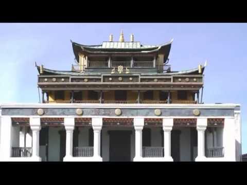 Гэгээрэлэй Зам: Радна Лама. Хамбо ламы