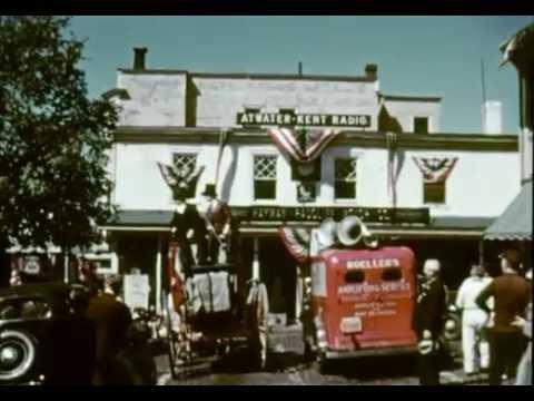Doylestown in 1938
