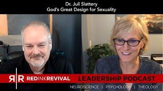 84. Dr. Juli Slattery – God's Great Design for Sexuality