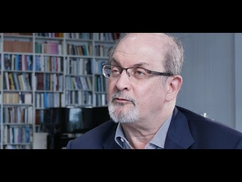 Salman Rushdie Interview: A Chance of Lasting
