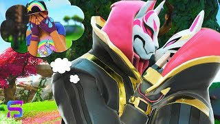 DRIFT is caught CHEATING on his GIRLFRIEND... (A Fortnite Movie)