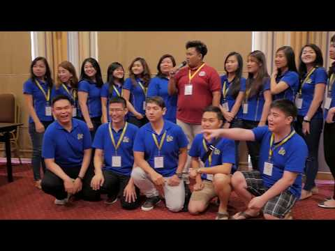 Liputan Fuqing Youth Gathering 2017 Salatiga - PART 1