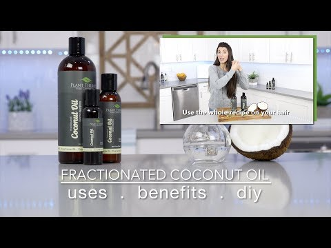 Fractionated Coconut Oil: Best Uses & Benefits + Quick How To