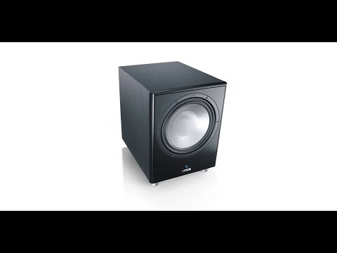 Canton AS 125.2 SC Subwoofer