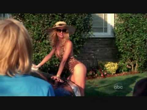 Desperate Housewives - Edie's return