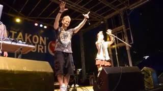"Lotus Juice and Shihoko Hirata perform ""Reach Out To The Truth"" at Otakon Matsuri 2016!"