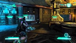 Transformers Fall of Cybertron Demo Multiplayer Gameplay Part 3 - Quick Match as the Scientist