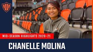 CHANELLE MOLINA - Mid-Season Highlights 2020-21