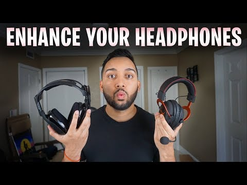 How To Add Surround Sound To Any Gaming Headset (Astro MixAmp Pro Review)