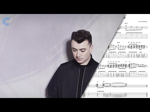 Piano - Stay With Me - Sam Smith -  Sheet Music, Chords, & Vocals