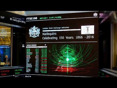 Harlequins Open London Stock Exchange