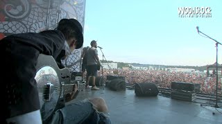 SCARECROW Blues Hiphop LIVE - Woodstock 2015 - Stafaband