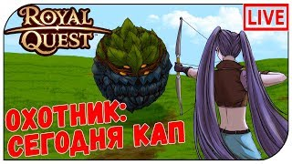 Royal Quest СТРИМ 🔥 Охотник: сегодня кап (21:00мск)