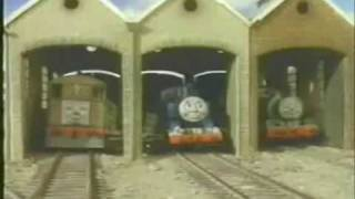 Thomas Comes to Breakfast with two narrators