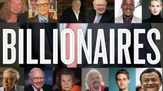 Top 20 Billionaires In The World