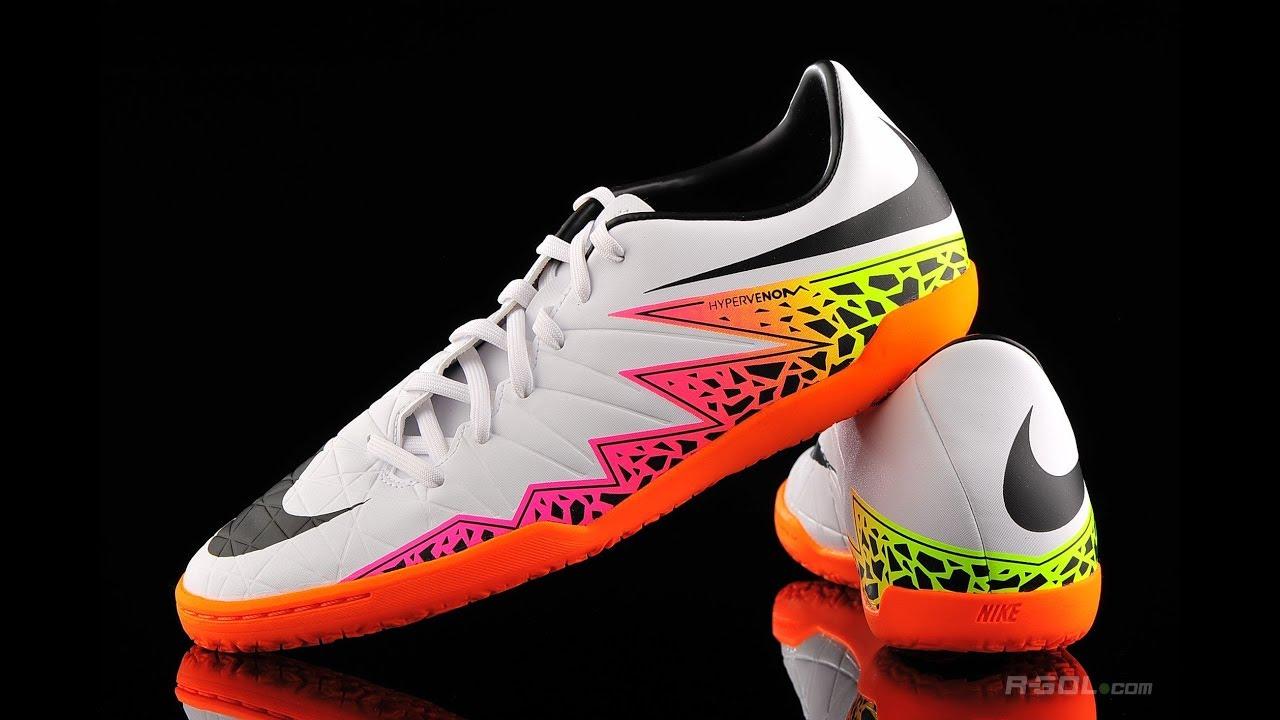 the latest 53d0f b28f1 Chuteira Nike Hypervenom Phelon II Ic  Radiant Reveal