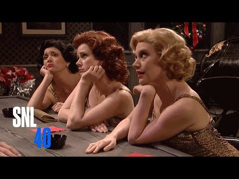 Singing Sisters (ft. Amy Adams Golden Globe® 2015 Winner)  - Saturday Night Live