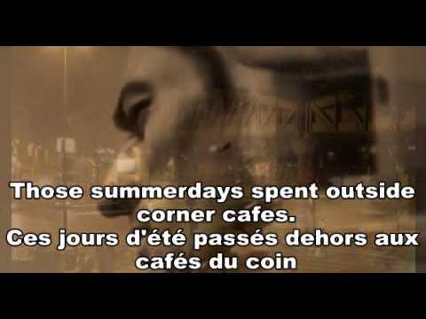 Gary Moore - Parisienne Walkways with lyrics