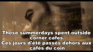 Gary Moore - Parisienne Walkways with lyrics