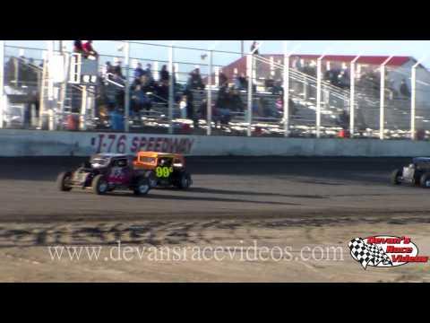 November 3, 2013 | Dwarf A-Main | I-76 Speedway Winter Series Race #1